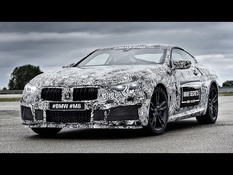 The BMW M8 is Coming!