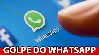 GOLPE no WhatsApp atinge MILHÕES e Samsung roubando TECNOLOGIA? E TAXI VOADOR