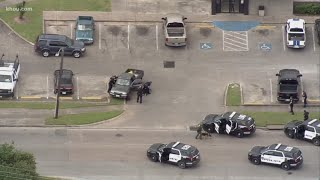 Police chase comes to an end in southeast Houston