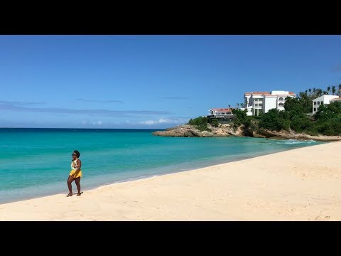 Anguilla: Touring and Shopping