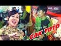 Cak TOTO Beraksi - ISO TANPO KOWE - KEMBANG MAWAR - ALROSTA DONGKREK - ALFA Live Sambirejo