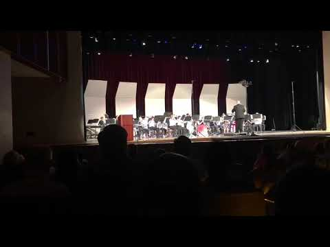 Trent Middle School Band - Stars and Stripes forever