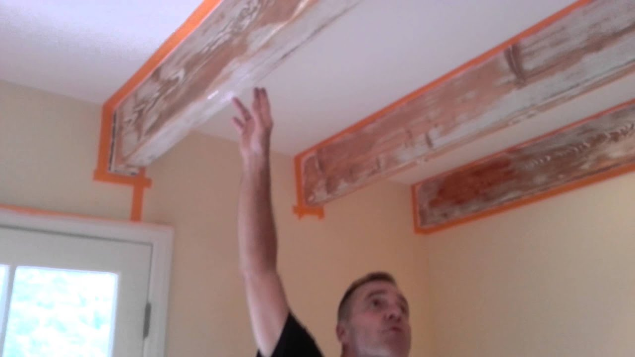 How To Stain Wood Beams Shafran Construction West Hollywood 818 735 0509