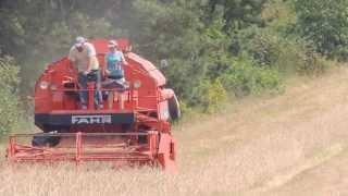 Żniwa 2013 - FAHR 1002 W Akcji !