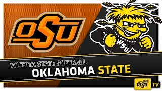 Wichita State Softball :: WSU vs. Oklahoma State