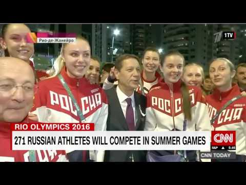 271 Russian athletes cleared to compete in summer games
