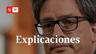 Alberto Carrasquilla responde en SEMANA a toda la polémica por la tributaria   Semana Noticias