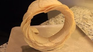 Pringle Stack Ring Challenge