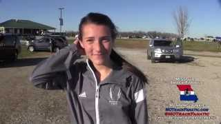 Melissa Menghini talks 23rd NXNMW, State 4th, & college decision
