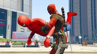 Deadpool vs Spiderman - DEADPOOL HAS A BAD DREAM