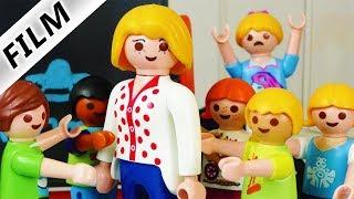 Playmobil Film deutsch   MAMA als NEUE LEHRERIN in Hannahs Klasse! Beste Lehrerin der Welt? Serie
