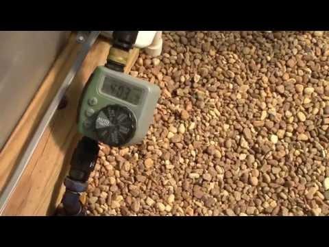 Raised Bed Garden Irrigation