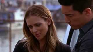 Daniel Henney on Criminal Minds - Beyond Borders w/ Gary Sinise & Anna Gunn (Raise It Up)