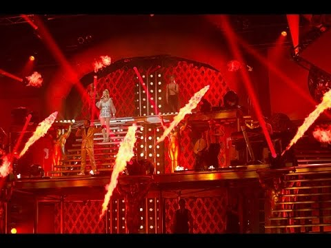 DJ BoBo - DANCING LAS VEGAS TOUR - Pray (Official Clip taken from: Dancing Las Vegas)