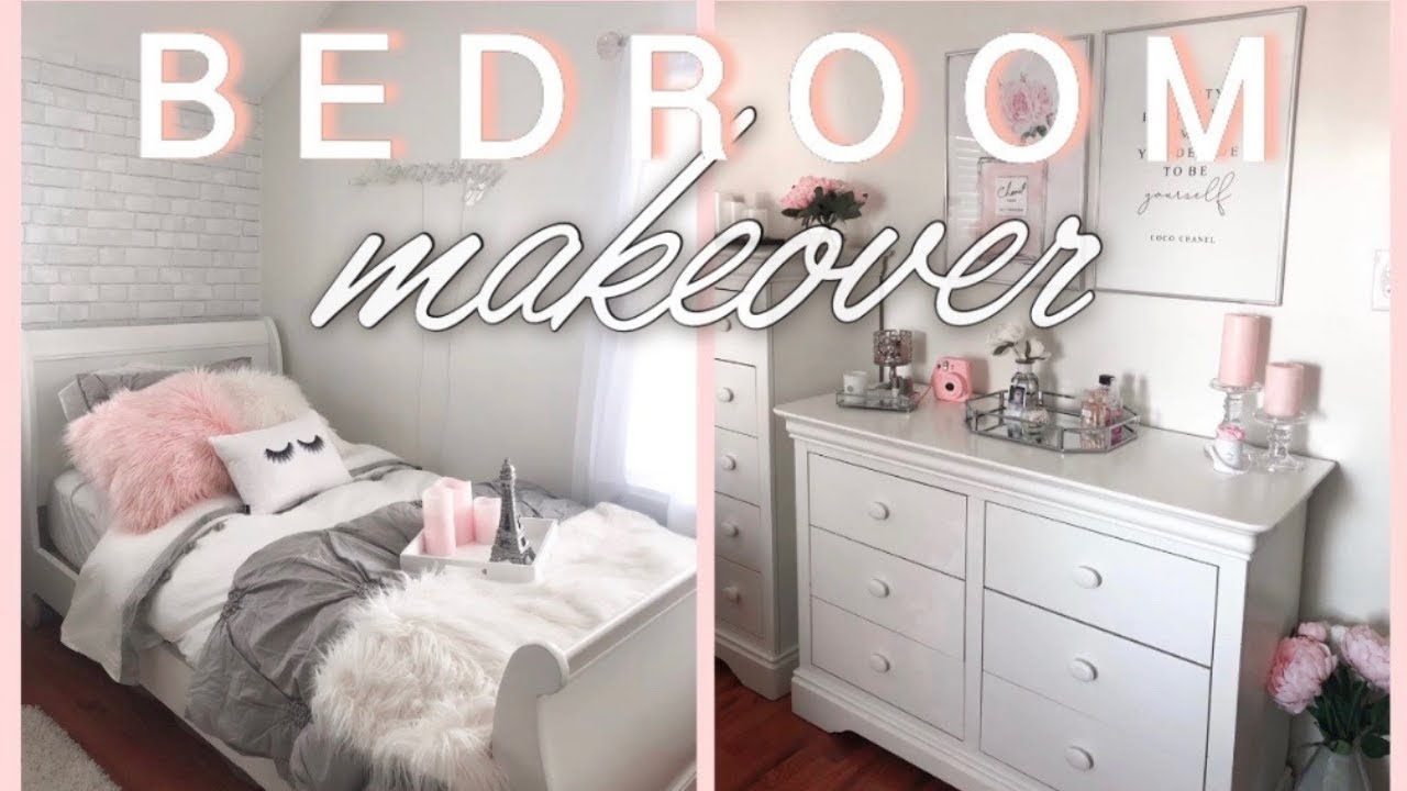 Bedroom Makeover - YouTube