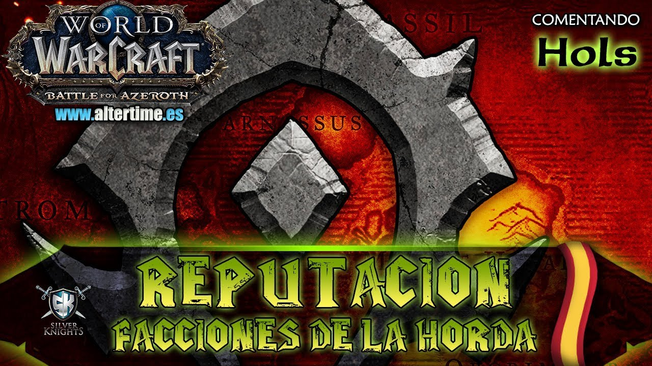 Free Wallpaper 3d 1080p Reputaciones Facciones De La Horda Youtube