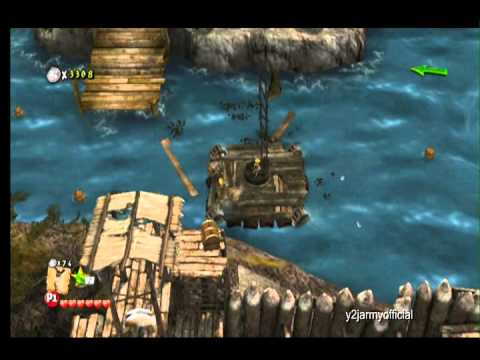 Dreamworks Shrek Forever After wii Longplay Part 7