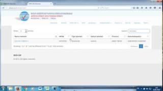 tutorial cara cepat mengetahui nilai akreditasi