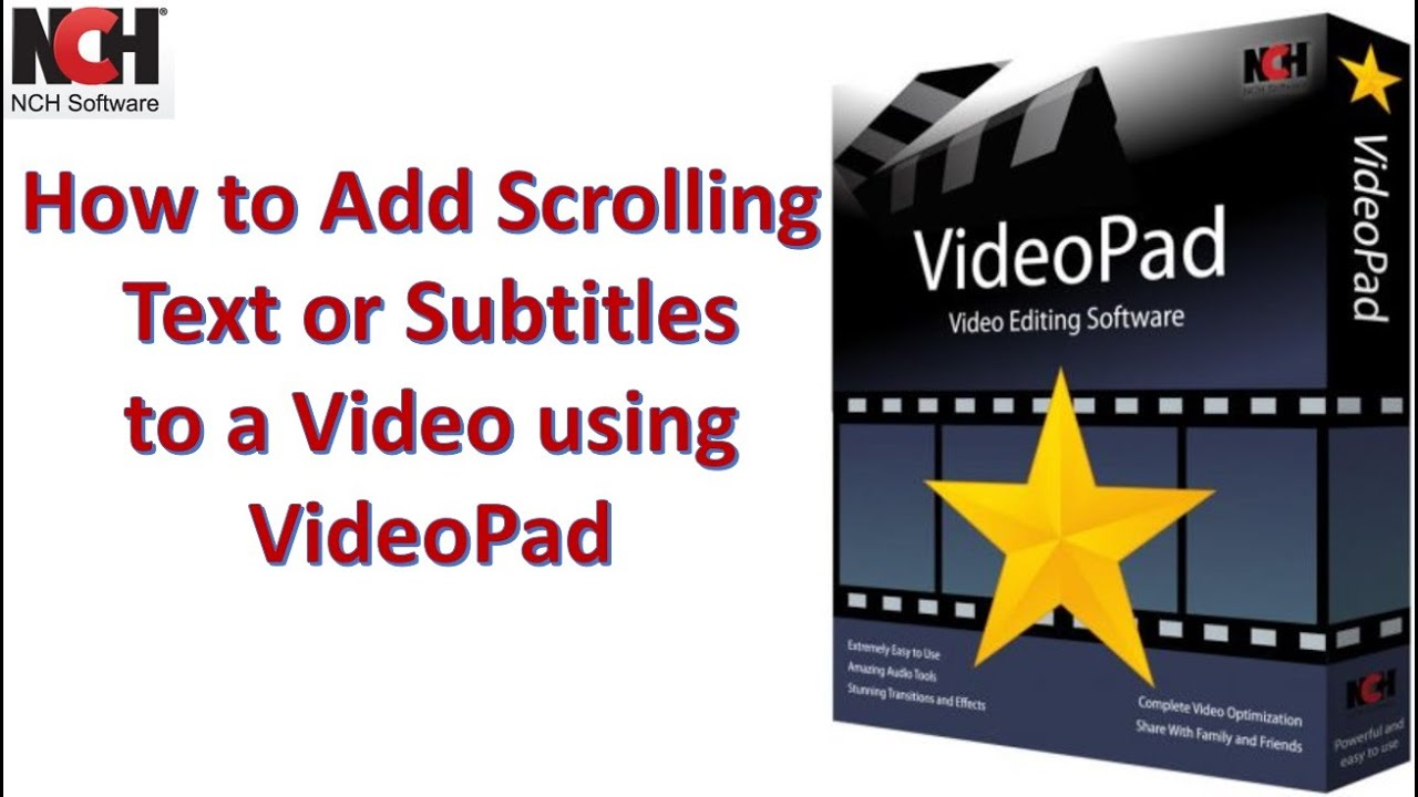 how to create subtitles for a youtube video