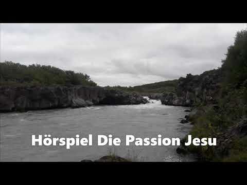 Hörspiel DIE PASSION JESU / Peter Denk