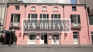 How We Spent 4 Days in New Orleans | Louisiana, USA [Travel Vlog]
