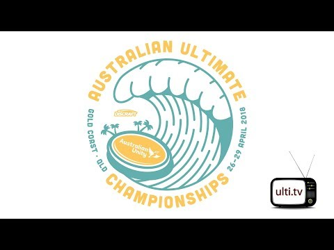 2018 AUC D1 - Bauhaus Elite vs Brisbane Fuse - Women's