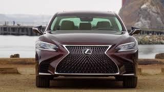 Новый Lexus LS: Первый русский тест-драйв
