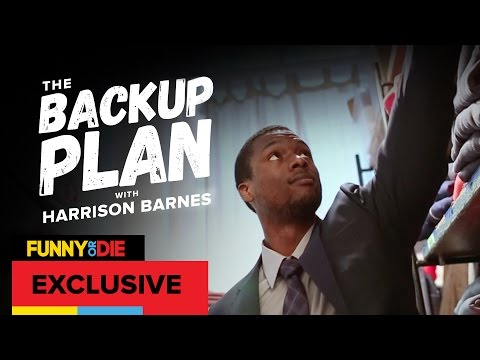 The Back Up Plan with Harrison Barnes