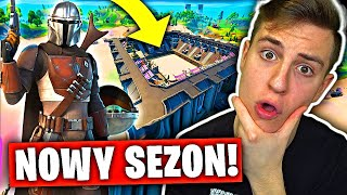 NOWY SEZON 5 w Fortnite