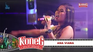 KONEG LIQUID feat Ana Viana - Flashlight [1st Anniversary KONEG BAND - Liquid Cafe Jogja]