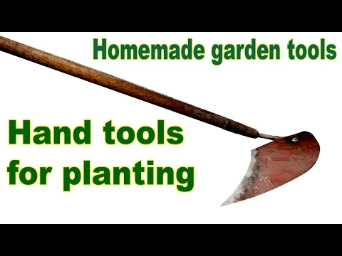 Hand Tools For Planting