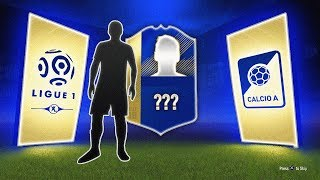 INSANE TOTS IN A PACK! SERIE A / LIGUE 1 TOTS - FIFA 18 Ultimate Team