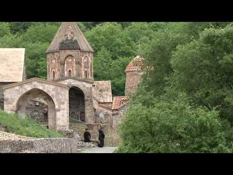 Худавенг – албано-удинский храм!
