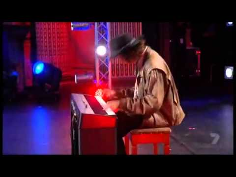 Chooka Parker - Australia's Got Talent 2011 (Audition)