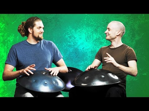 Hang (Drum) and Handpan Comparison