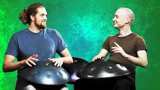 Repeat youtube video Hang (Drum) and Handpan Comparison