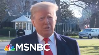Rick Wilson: President Trump Owns Economic Woes From Government Shutdown | The 11th Hour | MSNBC