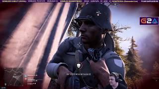 """Pierwsze ZWYCIĘSTWO drużynowe - Battlefield V """"Firestorm"""" / 25.03.2019 (#8)"""