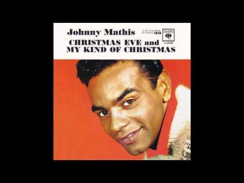 "Johnny Mathis – ""My Kind Of Christmas"" (Columbia) 1961"