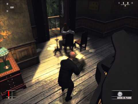 Hitman Blood money-mission 2(A vintage year)-Pro/Silent Assassin/ Suit only