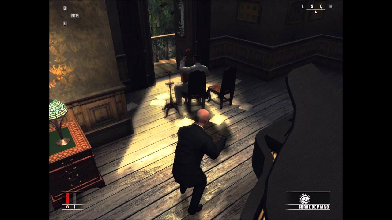 Hitman Blood Money Silent Assassin Walkthrough for PC by.