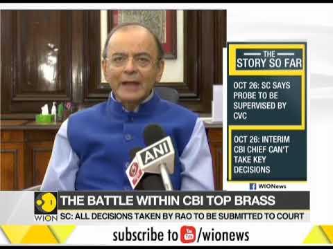 CBI battle in Indian Apex Court: Inquiry into CBI Director Alok Verma's petition