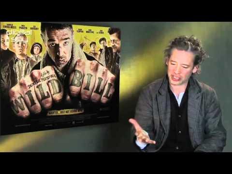 Dexter Fletcher on directorial debut 'Wild Bill'