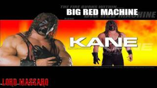 WWE Kane Out Of Fire Theme Song 2002-2003 V2 Arena Efects HQ