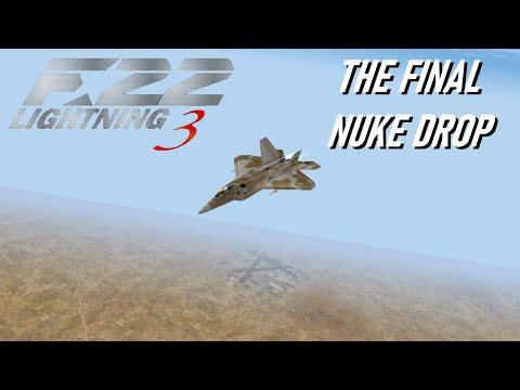 F-22 Ligtning 3 • Inferno (C6M8)  
