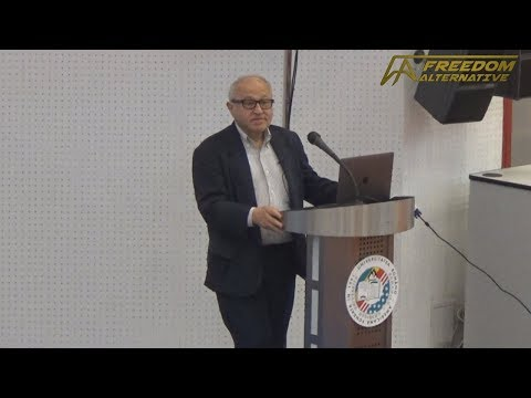 What is a market failure? (David Friedman lecture in Bucharest 2018)