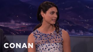 "Morena Baccarin Was In The ""It's Always Sunny In Philadelphia"" Pilot  - CONAN on TBS"