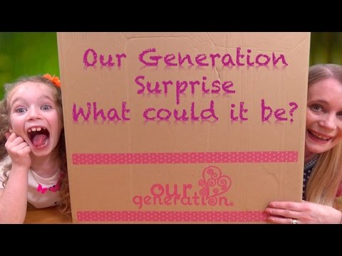 Our Generation Poseable Legs Morgan Horse Unboxing and Review