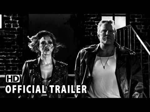 Sin City: A Dame To Kill For Official Trailer #2 (2014) HD