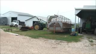 Texas Farm and Ranch Realty 63.87 Acres with Farmhouse Lott, TX